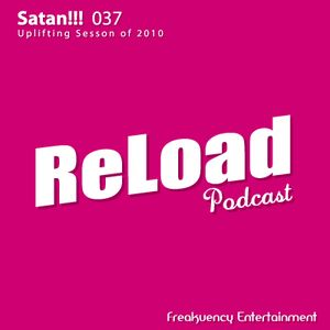 ReLoad Podcast 037 : Uplifting Session of 2010