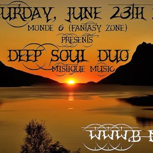 Deep Soul Duo - Fantasy zone On B-mix radio