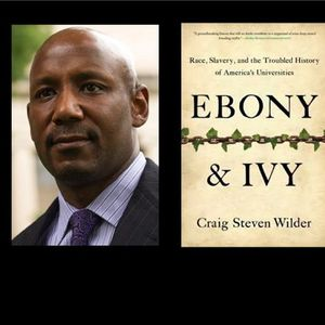Ebony and Ivy with Dr. Craig Steven Wilder