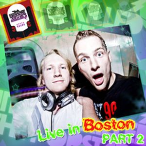 The Swagger Jackers - Live In Boston 2009 Pt. 2