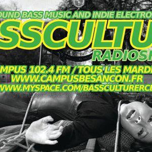 Bassculture RadioShow Robdanoize Tropicalico 05-09-2009