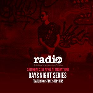 Day&Night Podcast Series Episode 032 Feature Spike Stephens