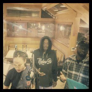 50:50 FM w/ Kerim the DJ and DJ Bo @ Eaton Radio DC 2019.10.29