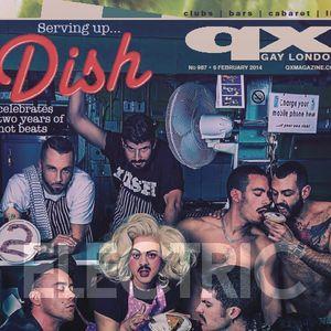 Dish 2nd Birthday Special Borja Peña Show 08.02.14
