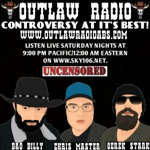 Outlaw Radio (August 30, 2015)