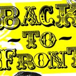 Back to Front - by Mark Ashley