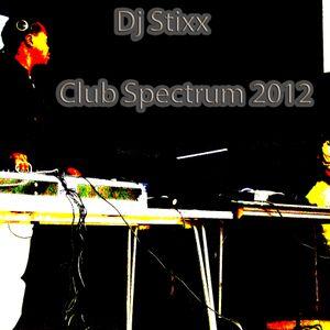 Club Spectrum - September 2012 - Dj Stixx