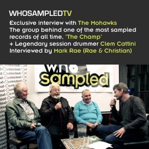 The Mohawks Interviewed by Mark Rae for WhoSampled