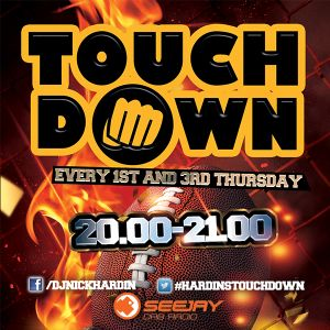 Nick Hardin - Touchdown 009 /15-1-22