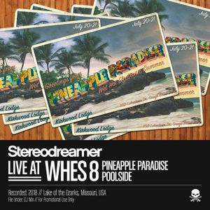Live at Wet Hot Electronic Summer 8 • Pineapple Paradise • Poolside