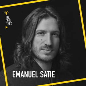 Emanuel Satie fabric x He.She.They Promo Mix