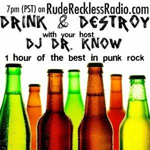 Drink & Destroy, Episode 16