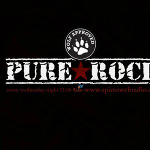 Wolf Approved:#406 HAPPY PURE ROCK NEW YEAR...