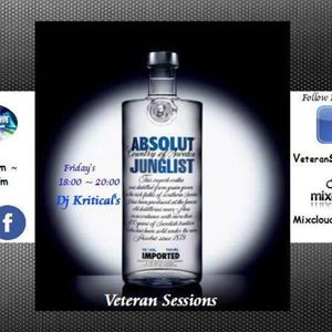 Veteran Sessions Dj Kritical's When we was back @ SKOOL 91 _ 01 Mix