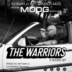 THE WARRIORS - MOOG PODCAST
