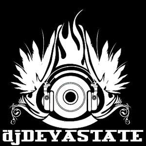 DJ Devastate LIVE Darksyde FM 19th-Jan-2012 D&B DRUMSTEP PART 1