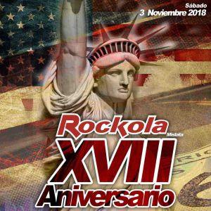 Miguel Serna @ Rockola Mislata (18º Aniversario, 03-11-18)