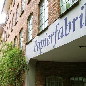 BRIXTON's Papierfabrik