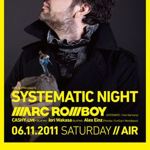 Systematic Night @AIR 110611