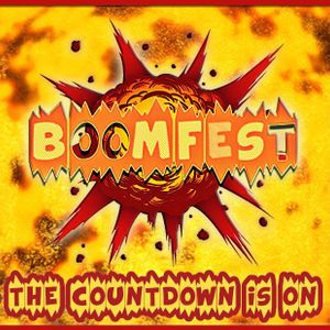 My mix for BOOMFEST ☢ ☣