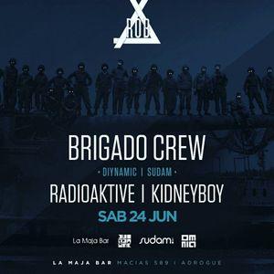 Kidneyboy @ R.O.B 24-06-17
