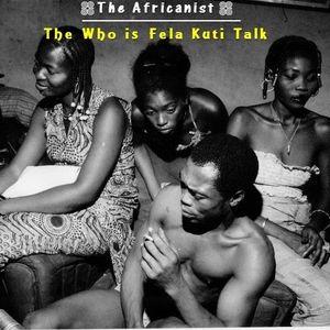 The Who Is Fela Kuti Talk