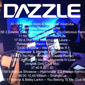 Dazzle's Weekly Forcast 10 2011