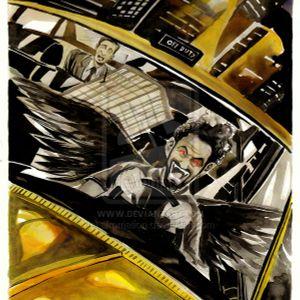 Crazy Cab Ride  3/11/2011