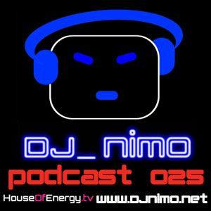 DJ Nimo Podcast 025