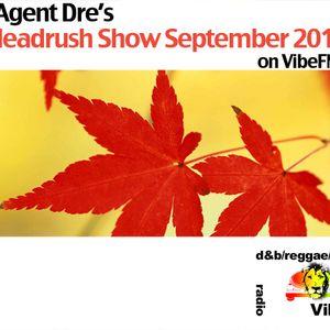 Headrush D&B Show Sept 2013 part 1