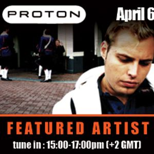 'Featured Artist' mix @ Proton (Part 1) - February 2011