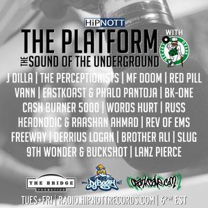 15/04/16 HiPNOTT Presents: The Platform