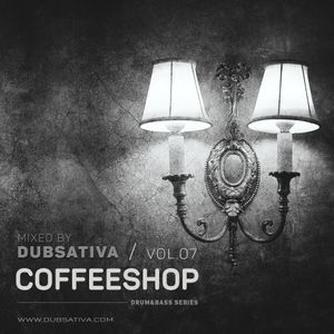 COFFEESHOP VOLUME 7- LIQUID DRUM & BASS (1995) CAREFULLY SELECTED AND MIXED BY DUBSATIVA