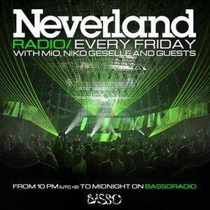 Neverland Radio 21/08/2015 @ BASSO RADIO [FI]