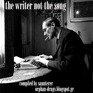 the writer not the song