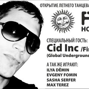 Cid Inc Live @ Fakel, Divnomorsk Russia 04.06.11 Part1