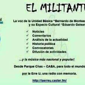 """""""El Militante""""    21 de septiembre"""
