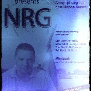 Matt Pincer - NRG 027