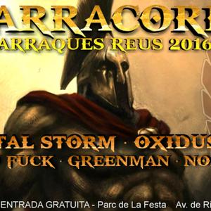 Oxidus @ Tarracore Barraques Reus 2016