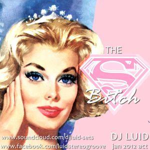 Dj Luid - The Super Bitch Vol. 1 (Jan 2012)