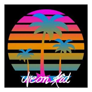 Neon Kid#20180529