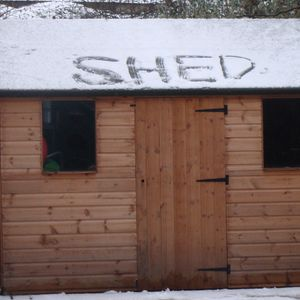The Shed: A Whole New World Of Music #71 (27.11.2012)