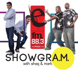 Morning Showgram 11th Nov Part 3