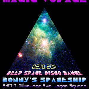 magic voyage (spatial cosmix)