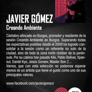 nº 11 guest JAVIER GOMEZ