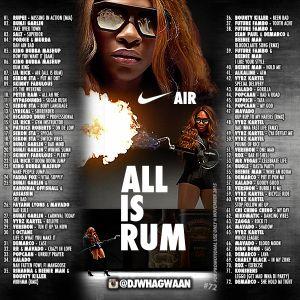 VA-Dj WhaGwaan - AIR (All Is Rum) (Promo Cd) 2015
