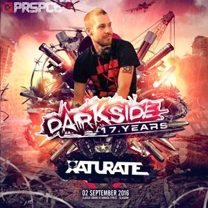 Motormouth Podcast 034 - XATURATE - Darkside 17 Years Mix #4