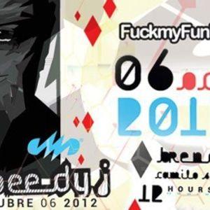 Speedy J - Live @ Fuckmyfunk, TLS Special, Medellin, Colômbia (06.10.2012)