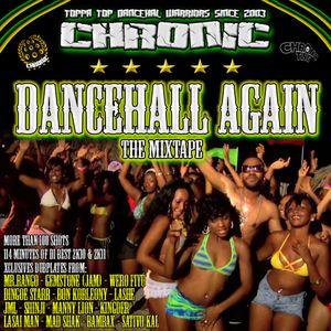 Chronic Sound - Dancehall Again Mixtape CD2 (June 2k11)