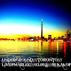 Underground /// Toronto